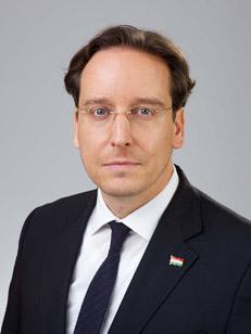 Rákossy Balázs, az NGM európai uniós források felhasználásáért felelős államtitkára