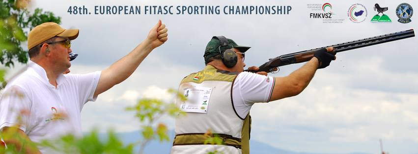 48th. European Fitasc Sporting Championship and Finale of European Cup 4th - 7th June 2015 * FITASC Korongvadász Európa-bajnokság Galgamácsa 2015.06. 4.-7.