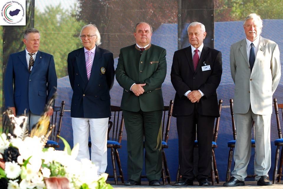 Harrach Péter, a KDNP frakcióvezetője,  48. FITASC Korongvadász Európa-bajnokság