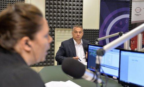 Orbán Viktor miniszterelnök, bevándorlás