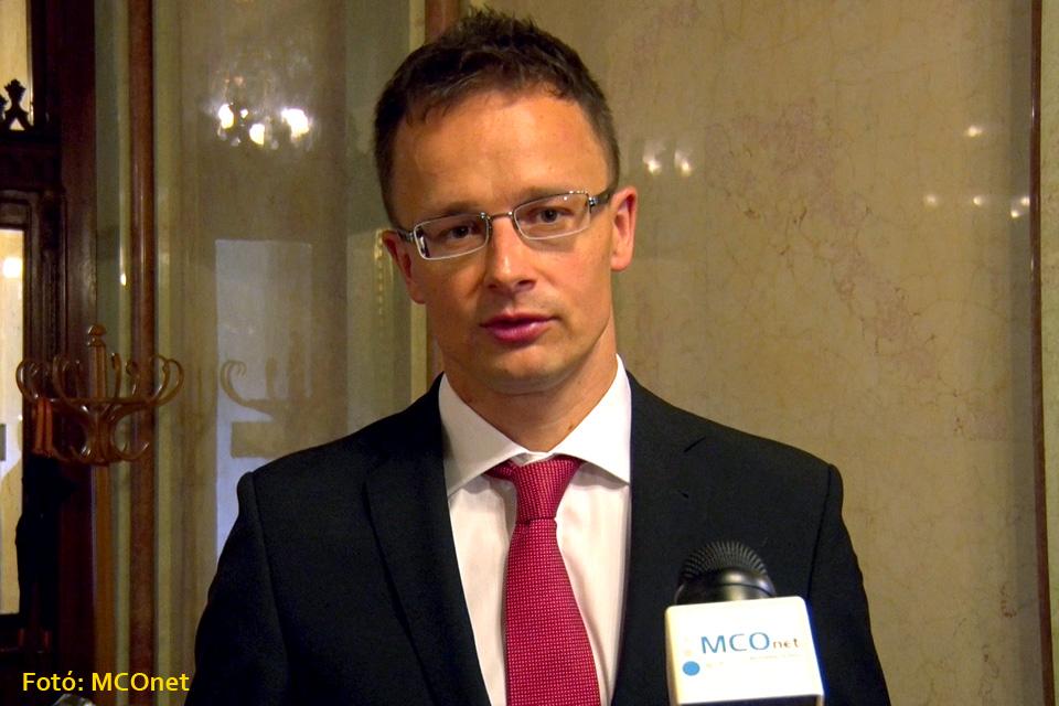 Szijjártó Péter külgazdasági és külügyminiszter, Európai Unió és a Latin-Amerikai és Karibi Államok Közössége csúcstalálkozója