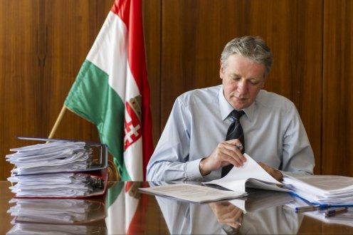 Zombor Gábor egészségügyért felelős államtitkár