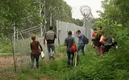 A bevándorlási helyzet rendkívüli mértékben romlott