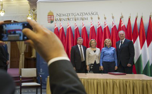 Ígéretes a magyar-fehérorosz gazdasági együttműködés