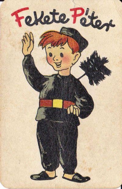 Fekete Péter, kártyajáték
