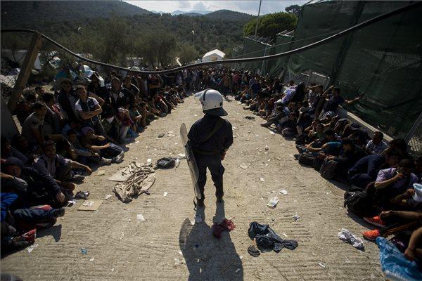 Görögország, migráció