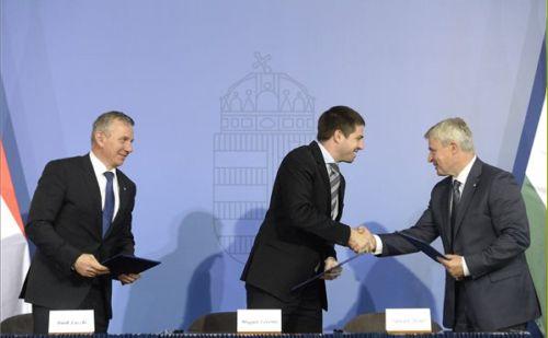 A kormány stratégiai partnere lett a Grundfos cégcsoport