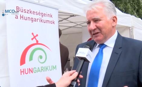 Interjú a II.Magyar Értékek Napjának egyik fővédnökével, Lezsák Sándorral