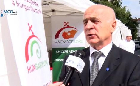 Szükség van arra, hogy büszkék legyünk értékeinkre - interjú Polyák Alberttel (NMI)
