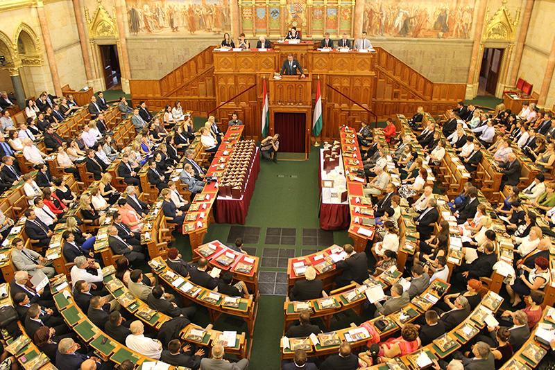 Magyar Termék Nagydíj, Parlament