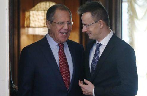Szijjártó Moszkvában tárgyalt Lavrovval