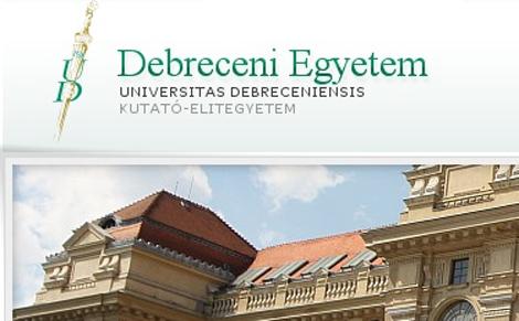 Az Unió is támogatja a Debreceni Egyetem innovációs programját