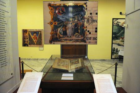 Corvina kiállítás