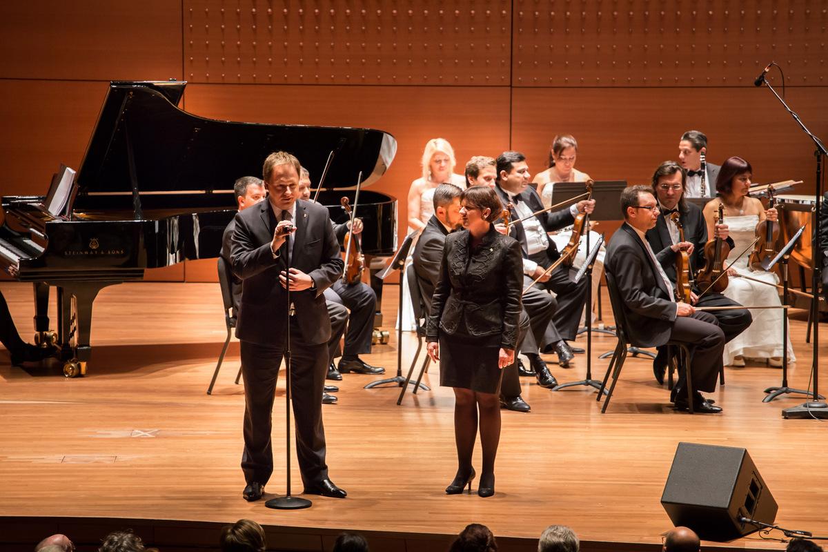 Mága Zoltán koncert