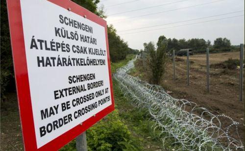 Miért szükséges a horvát határzár?