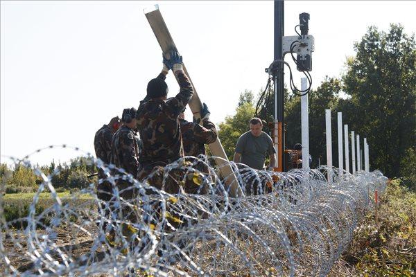 határzár, Schengeni egyezmény