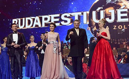 Mind az öt operacsillag egyaránt méltatta Mága Zoltán hegedűvirtuóz művészetét!