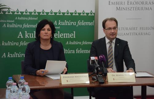 Uniós pályázat támogatja a kulturális alapellátást