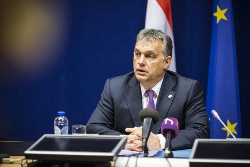 Orbán a migrációs EU-csúcsról: Európa most tart ott, ahol egy éve kellene