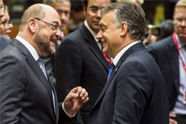 Az Európai Parlament elnökének sértő megjegyzéset hazánk visszautasítja