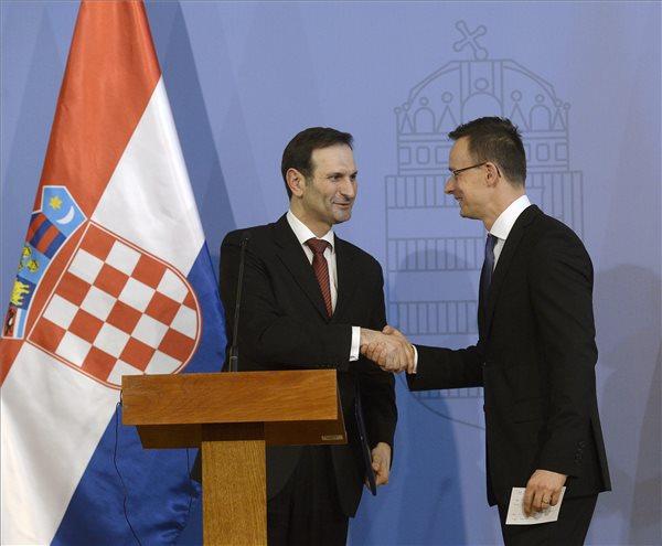 Újra szorossá válhat a horvát-magyar együttműködés
