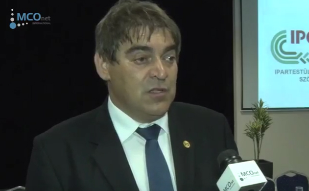 Ismét bizalmat kapott Németh László az IPOSZ elnöke