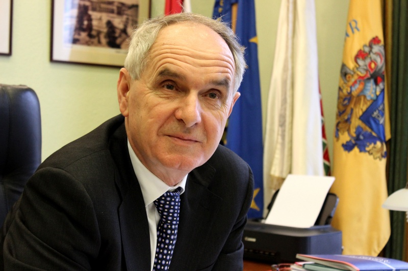 Szita Károly, Kaposvár polgármestere
