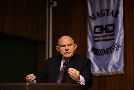 Vadász György, a Magyar Iparszövetség elnöke