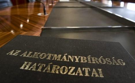 Az Ab alkotmánysértést állapított meg a gyülekezési joggal kapcsolatban