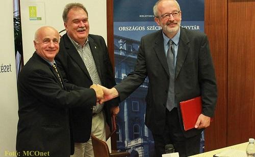 Polyák Albert, Dr. Cseri Miklós és Dr. Tüske László