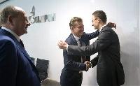 Megállapodás Szentpéterváron