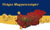Közel 300 település jelentkezett az idei Virágos Magyarországért versenyre