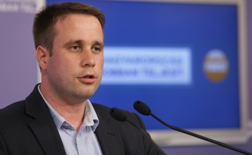 Dömötör Csaba: felháborító a baloldal viselkedése