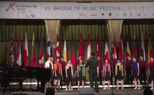Muzsika Hídja: nem a verseny volt fontos