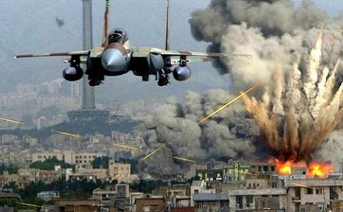 Orosz légierő Iránból kiindulva támadott célpontokat Szíria területén