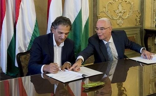 Stratégiai partnerségi megállapodás a Snétberger Központ és az Emmi között
