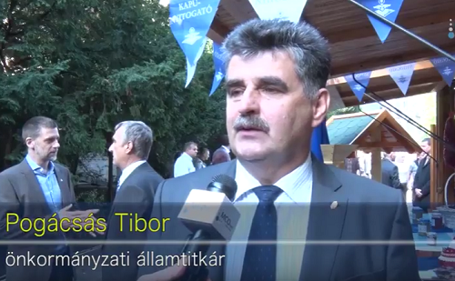 Pogácsás Tibor: a közfoglalkoztatás jövőképet ad