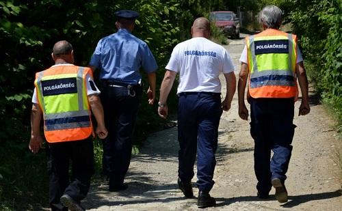 Kiterjeszti bűnmegelőzési programját a polgárőrség