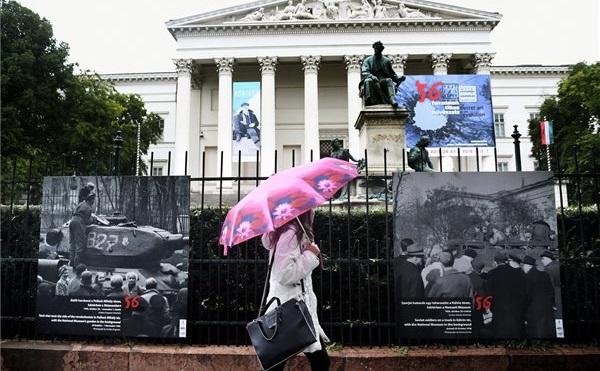 Szabadtéri fotókiállítással emlékezik a Nemzeti Múzeum
