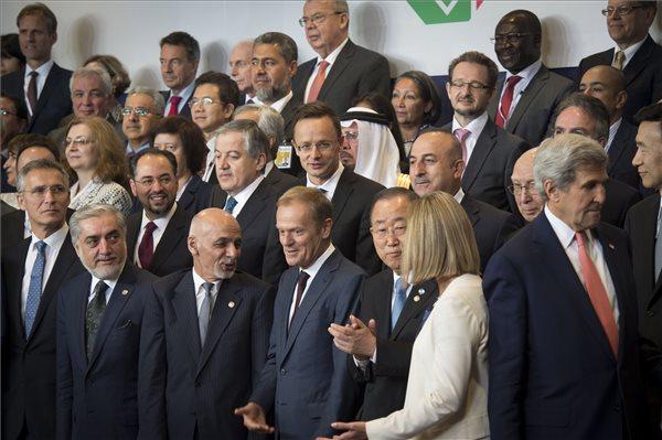 EU-Afganisztán konferencia