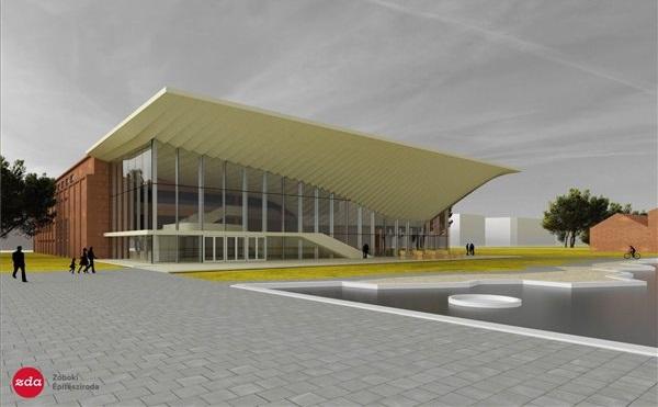 A Nemzeti Táncszínház új játszóhelye a Millenáris parkban