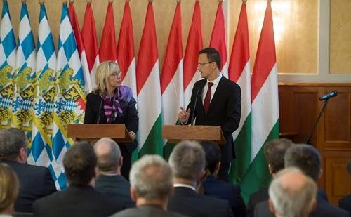 Bajorország jelentős hatással van a magyar gazdaság teljesítményére