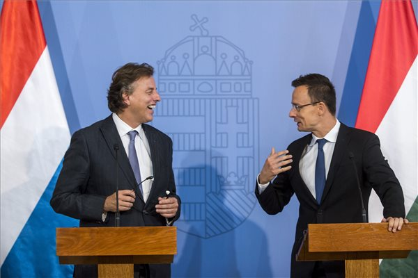 holland-magyar kapcsolat