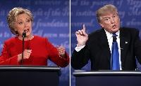 Az amerikai elnökjelölt választás vitája keserű és személyeskedő volt