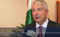 Dr. Pesti Imre három témában nyilatkozott