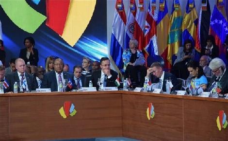 Az EU és a CELAC külügyminiszterei klobális kihívások megoldásáról tárgyalnak