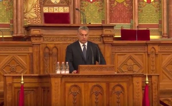 Orbán is tisztelgett Szent Márton emléke előtt