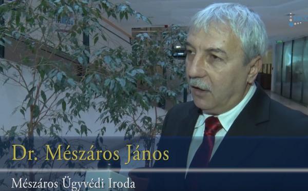 Mészáros: az ügyvédi társadalomnak is csatlakoznia kell az ipari fejlődéshez