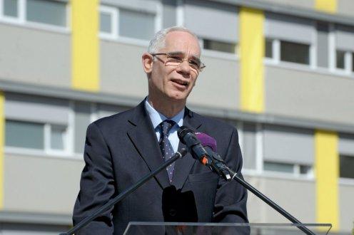 Balog Zoltán, emberi erőforrások minisztere