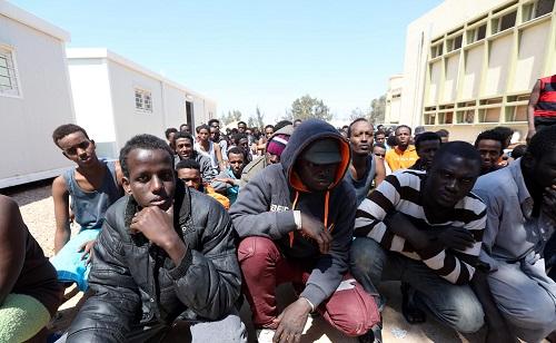 Illegális bevándorlókat kaptak el